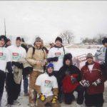 Broomball Team Ice
