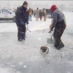 Cutting ice 2