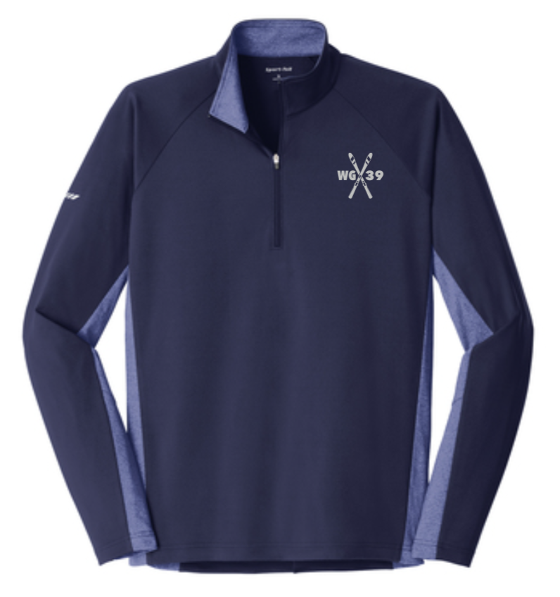 MEN'S Dri-Fit Quarter Zip